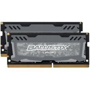 MÉMOIRE RAM BALLISTIX Mémoire 8GB Kit (4GBx2) DDR4 2666 MT/s (