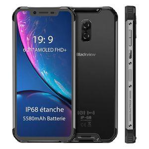 SMARTPHONE Blackview BV9600 Smartphone 64Go Étanche Écran 6.2