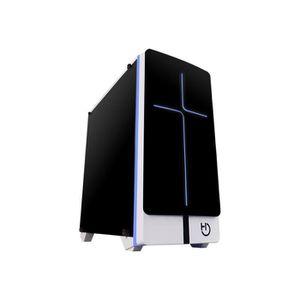BOITIER PC  HIDITEC NG-X2 Tour micro ATX pas d'alimentation (A