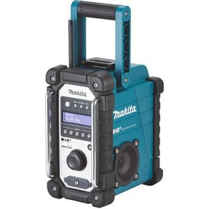 RADIO DE CHANTIER Makita DMR110 Radio de chantier 7,2 a 18 V Li-Ion