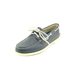 MOCASSIN Sperry Top Sider A/O 2 Eye Cuir Mocassin