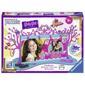 PUZZLE SOY LUNA GIRLY GIRL Arbre à Bijoux (Puzzle et Port