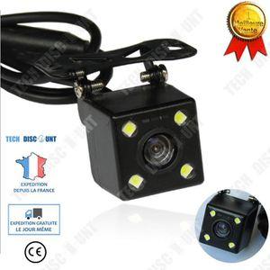 BOITE NOIRE VIDÉO TD® Caméra de voiture Surveillance Plug-in ccd HD