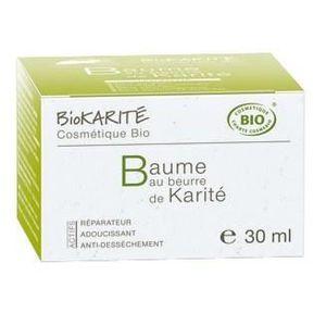 HYDRATANT CORPS Baume au beurre de Karité bio - 30 ml