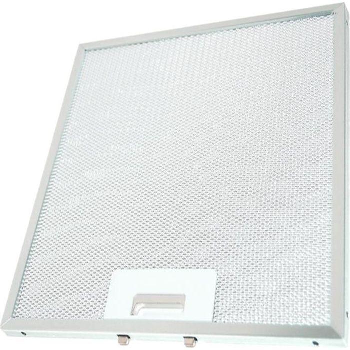Filtre métallique - Hotte - ELICA, AIRFORCE, TURBOAIR, KEOPS (45941)