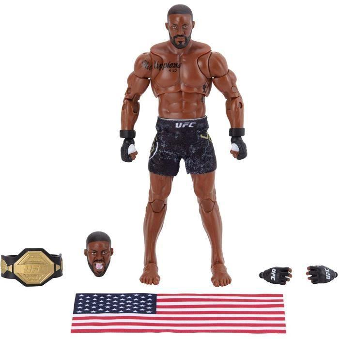 UFC Ultimate Series Jon Jones Figurine collector édition limitée 15,2 cm ZKMULTIMEDIA