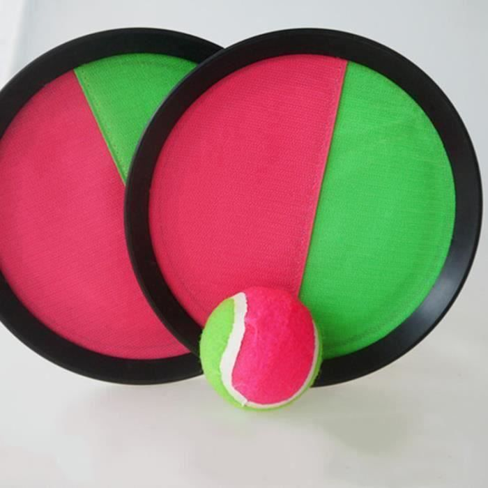 2 Raquettes + 1 Balles beach ball scratch ALIBA0107-12A14806