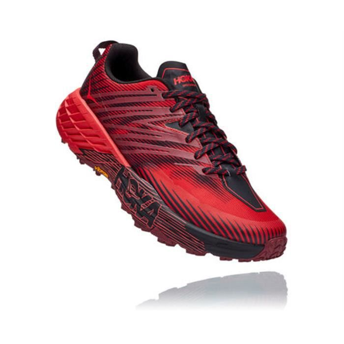 Basket running Homme Hoka Speedgoat 4 rouge - 44 2/3
