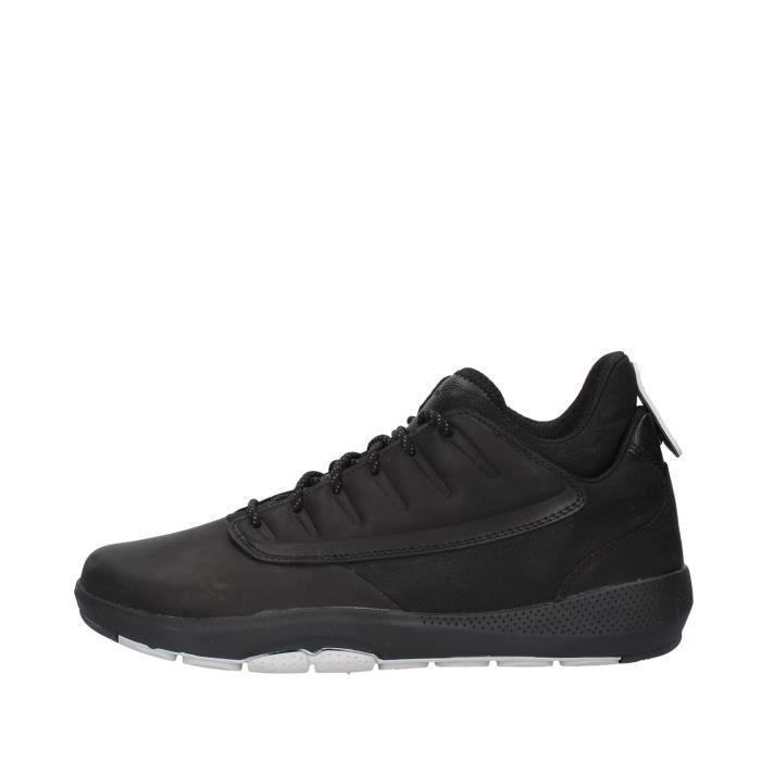 Geox U948LA04311 chaussures de tennis faible homme NOIR