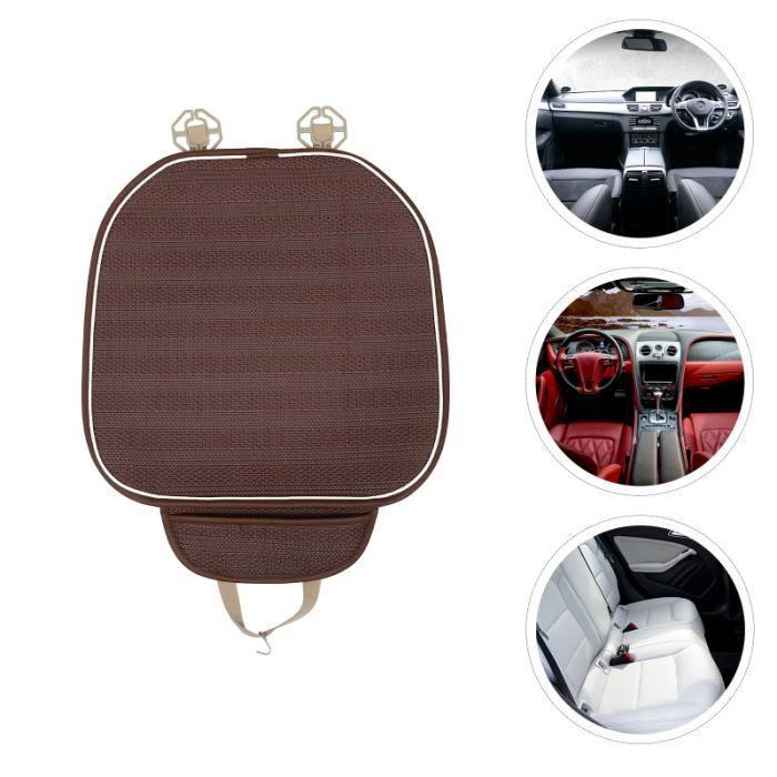 1pc Breathable Car Seat Pad Cover Summer Cool Cushion housse de siege - couvre siege confort conducteur passager