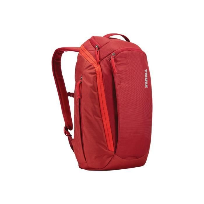 Thule EnRoute TEBP316 Sac à dos pour ordinateur portable 15.6- plume rouge