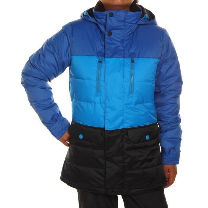 BLOUSON DE SKI BURTON SNOWBOARDS Veste Dndrdg Dwn Deja Bleu Color