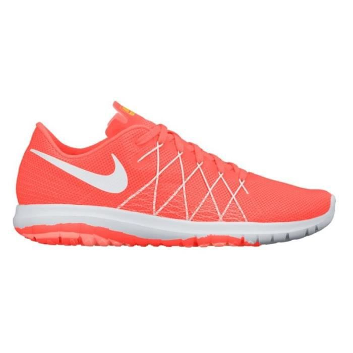 new style 22c62 b24e8 CHAUSSURES DE RUNNING Womens Flex Fury 2 Running Shoes - Hyper Orange