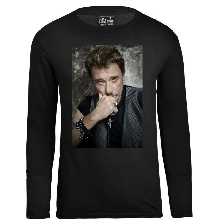 Tee Shirt Johnny Achat Vente Pas Cher