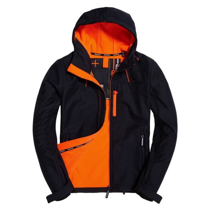 Homme Vestes Vêtements Windtrekker Superdry NwnPX80kO