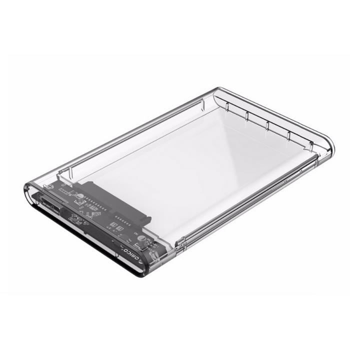 DISQUE DUR EXTERNE Boîtier HDD USB 3.0 SATA HDD Disque dur - Boîtier
