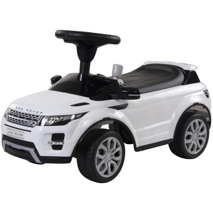 VOITURE ELECTRIQUE ENFANT Voiturette pour enfant 2ans+ Range Rover   Blanche