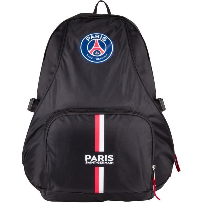 psg sac dos noir achat vente sac de sport 3660600203231 cdiscount. Black Bedroom Furniture Sets. Home Design Ideas