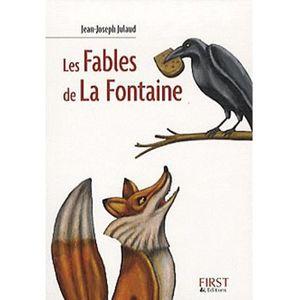 Livre Les Fables De La Fontaine