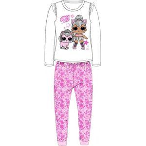 Pyjama Blanc et Rose Lol Surprise