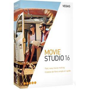 MULTIMÉDIA VEGAS Logiciel Movie Studio 16