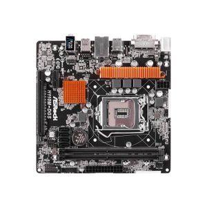 CARTE MÈRE Asrock H110M-DGS Carte mère Intel H110 Socket 1151