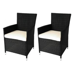 fauteuil resine tressee. Black Bedroom Furniture Sets. Home Design Ideas