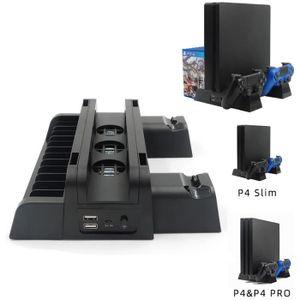 CHARGEUR CONSOLE Support de refroidissement multifonction PS4 PRO S