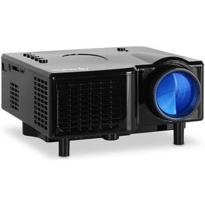 Vidéoprojecteur auna Mini video projecteur portable , nombreuses p