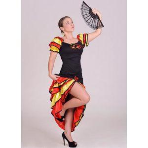 DÉGUISEMENT - PANOPLIE Costume Rumba Dame espagnole Flamenco