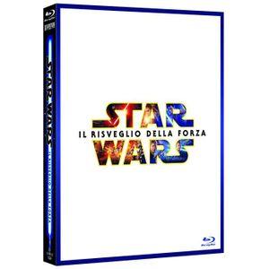 BLU-RAY FILM BLU-RAY Italien importé, titre original: star wars