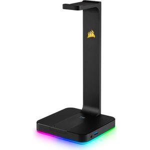 CASQUE AVEC MICROPHONE CORSAIR Support pour casque Gaming Premium - 7.1 S