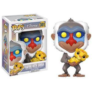 FIGURINE DE JEU Figurine Funko Pop! Disney - Le Roi Lion: Rafiki e
