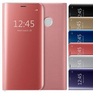 HOUSSE - ÉTUI Etui Huawei honor Note 10 Clear View Flip Stand co