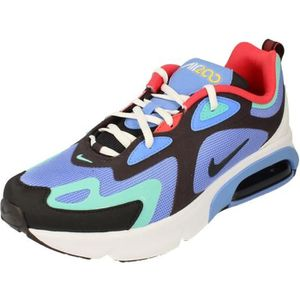 BASKET Nike Air Max 200 GS Trainers At5627 Sneakers Chaus