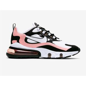air max 270 react rose et noir