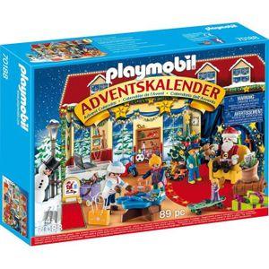 UNIVERS MINIATURE Playmobil 70188 Calendrier Adventskalender Jouet M