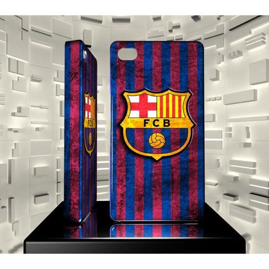 coque barca iphone 4