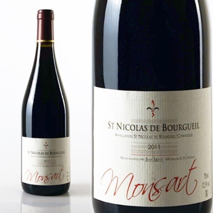 Vin - St Nicolas de Bourgueil Rouge