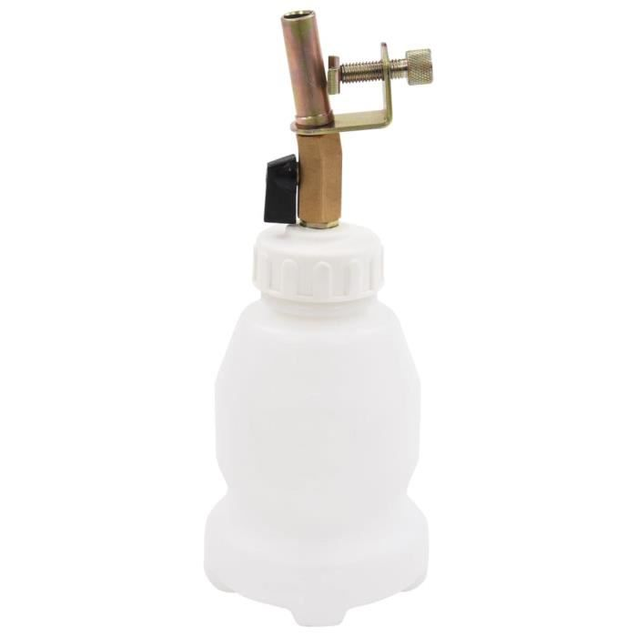 Bouteille de remplissage de liquide de frein 1 L