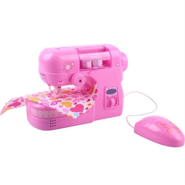 JAC1 Machine à coudre pour enfants petite Machine à coudre électrique pour enfants