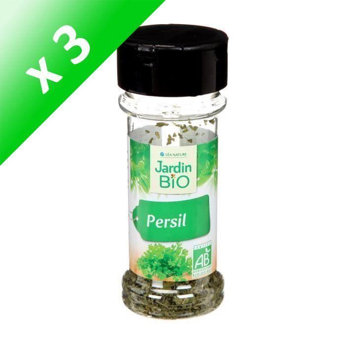 [LOT DE 3] JARDIN BIO Persil bio - 6 g