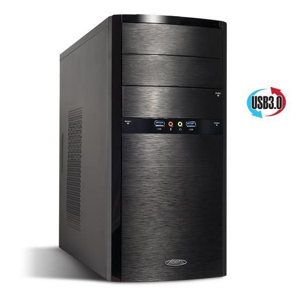 Pc Bureau Pro Elite Amd A8 9600 Vidéo Geforce Gt710 2Go Mémoire 8Go Disque dur 1 To Wifi Windows 10