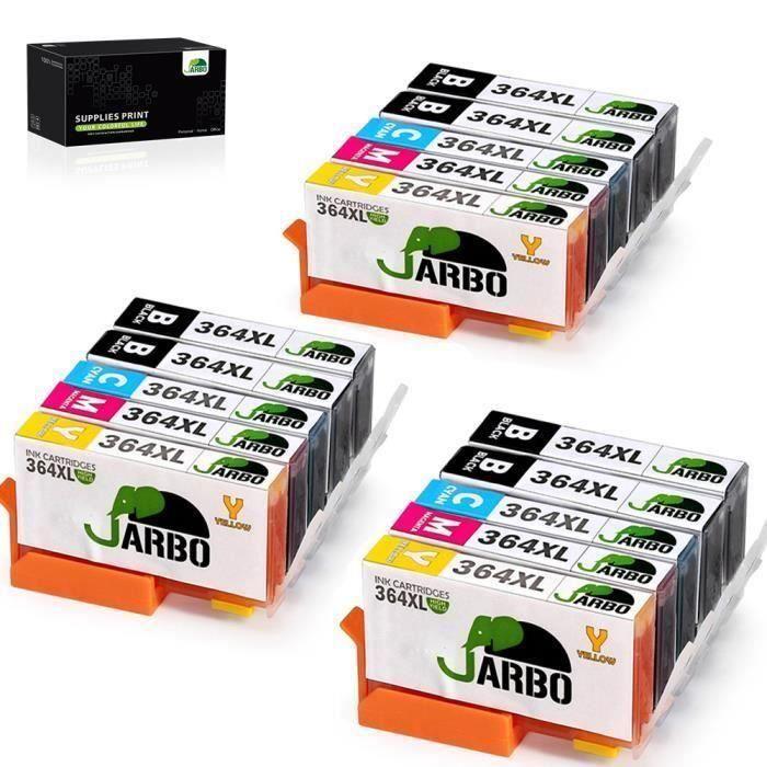 HP 364 cartouches d encre Compatible Avec HP Photosmart 5520 6520 5524 5510 7510 7520 HP Deskjet 3070A 3520 HP Officejet 4620