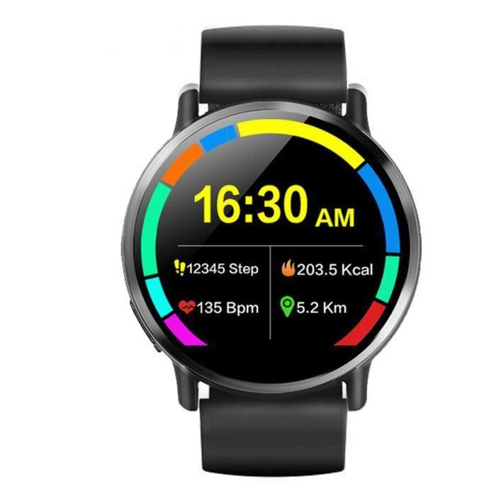 LEMFO LEM X Android 7.1 4G 2.03 pouces 900Mah 8MP caméra étanche luxe montre intelligente Sport GPS montre Smartwatch pour hommes