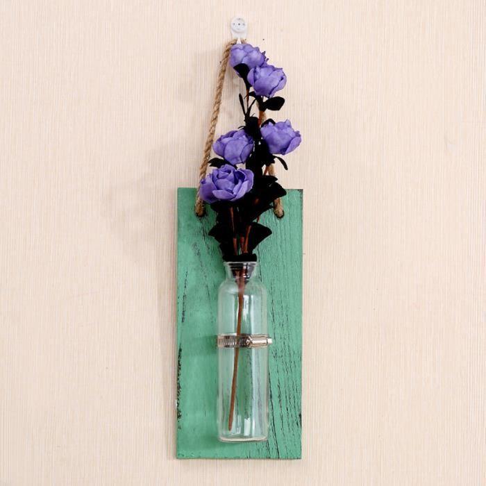 VASE - SOLIFLORE Mur Vase Plante Hydroponique Tenture murale Pot De