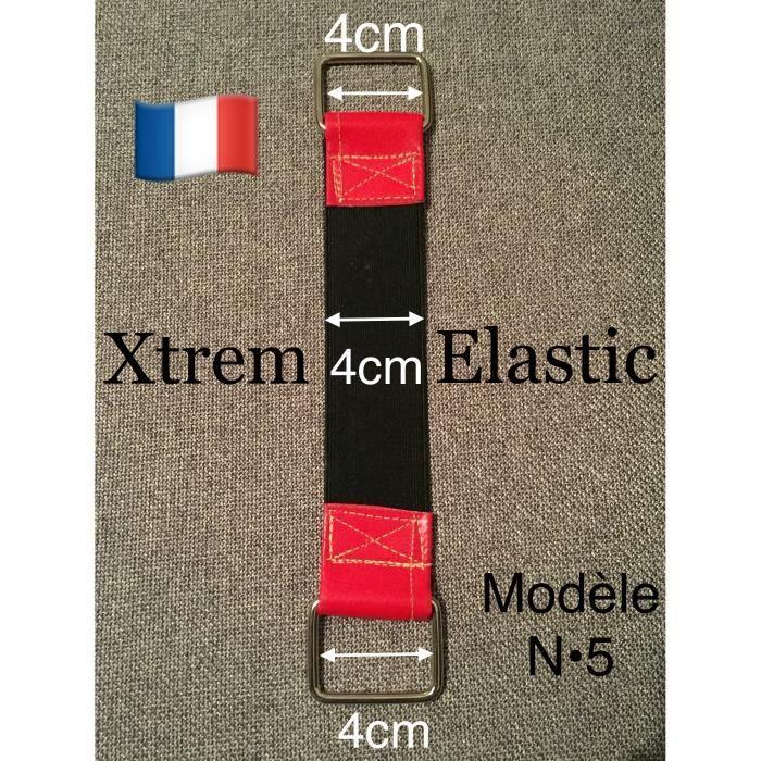 XTREM UNIVERSEL 2 Sangles Hoverkart Pour Fixation Hover Go Kart Scratch Attache