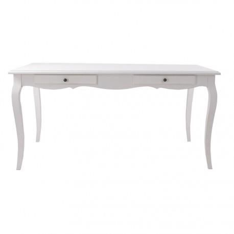 Modele table a manger en bois maison design for Table a manger bois blanc