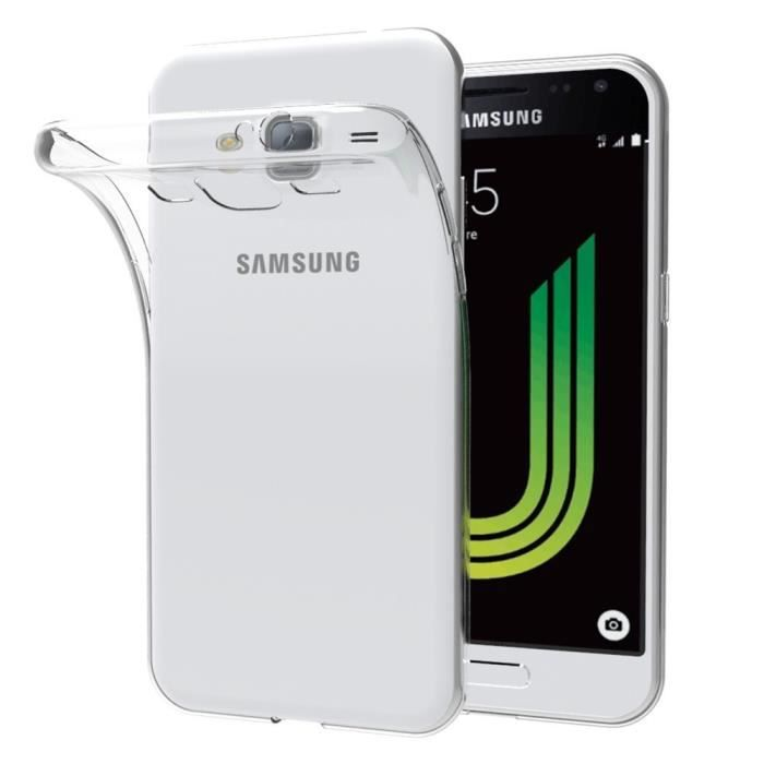 coque samsung transparent
