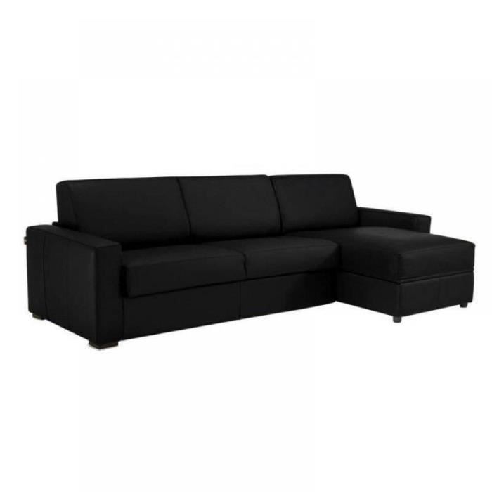 Canap d 39 angle dreamer convertible rapido 140cm achat for Canape d angle couchage quotidien